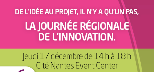 Rencontre regionale de l'innovation