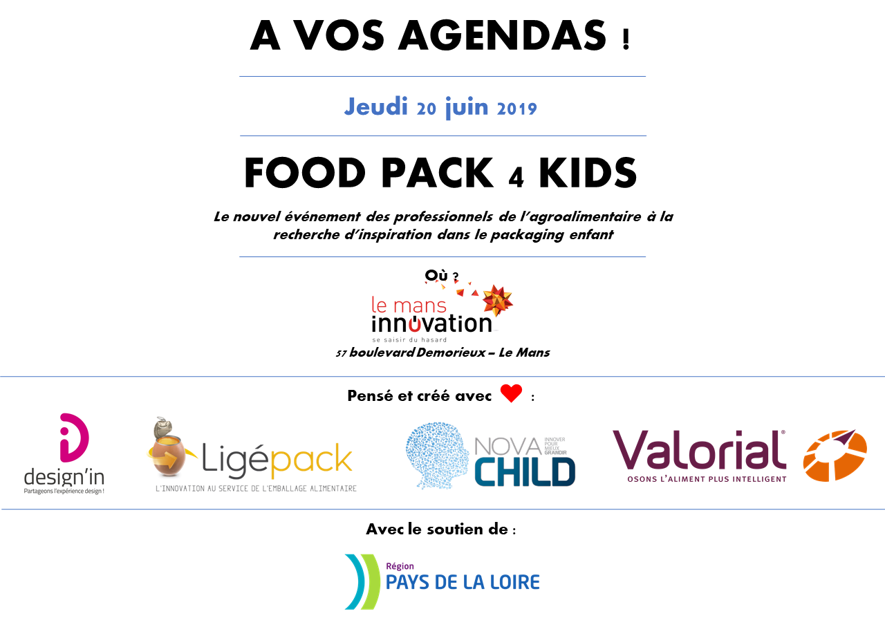 FOOD PACK 4 KIDS