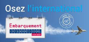 embarquement international